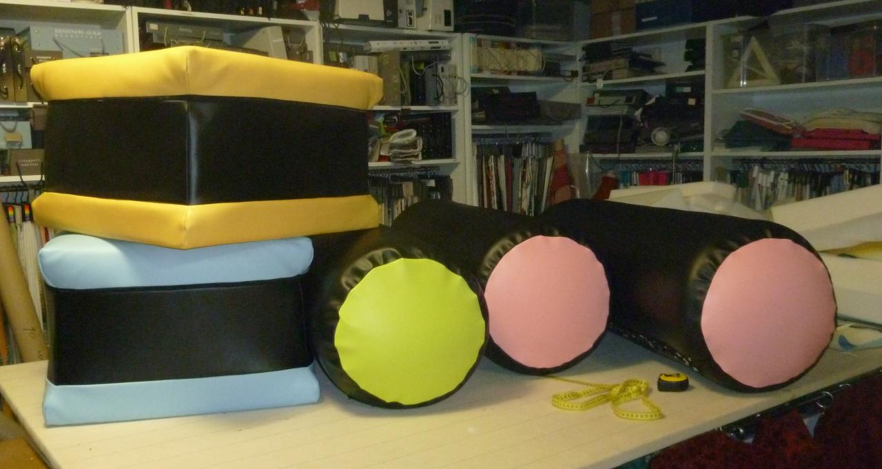 Poufs Stand Haribo
